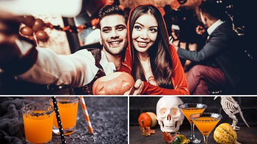 Halloween Bar Crawl Chicago 2020 Halloween Booze Crawl Chicago 2020, Chicago, Illinois, 9 October