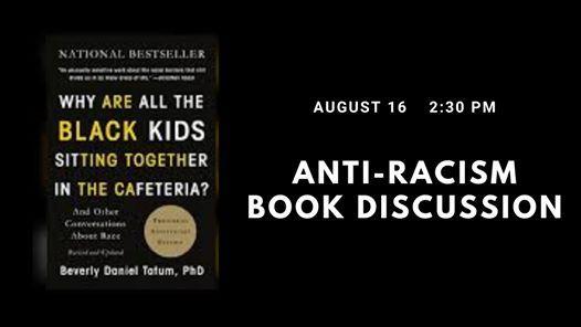 Anti-Racism book discussion
