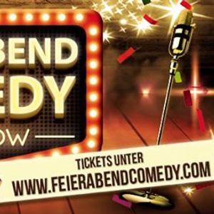 Feierabend Comedy  Lbeck Theaterschiff