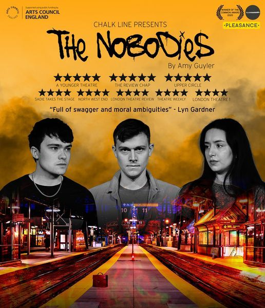 The Nobodies at The Old Joint Stock Theatre Birmingham, 22 June | Event in Birmingham | AllEvents.in