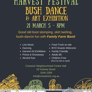 Harvest Festival Bush Dance