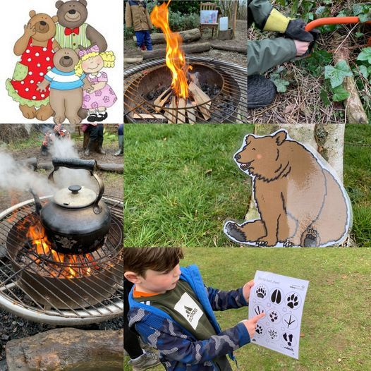 Forest School - Goldilocks and her 3 friends, 6 August | Event in Lanchester | AllEvents.in