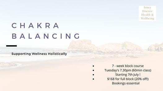 Chakra BalancingMeditation Course