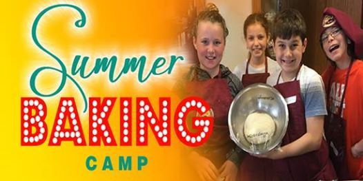 Kids Summer Baking Camp Week 10 - Sweet Obsession at
