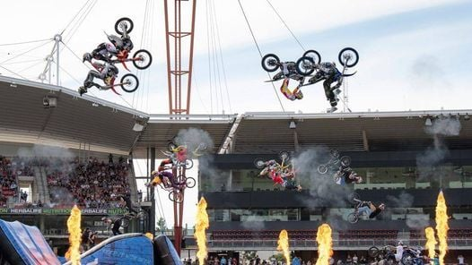 Nitro Circus Live - Lansing, 3 November | Event in Lansing | AllEvents.in