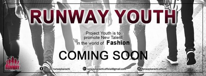 Runway Youth 2021, 10 July | Event in Karachi | AllEvents.in
