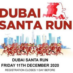 Dubai Santa Run