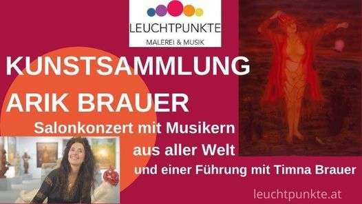 A r i k B r a u e r K u n s t s a m m l u n g - Malerei & Musik, 7 April | Event in Wien | AllEvents.in