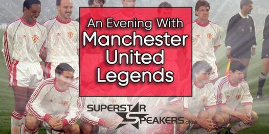 The 1991 Cup Winners Cup Manchester United Legends Tour - Northampton, 23 July   Event in Northampton   AllEvents.in