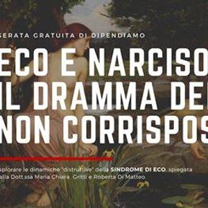 Eco e Narciso Il dramma dellamore non corrisposto