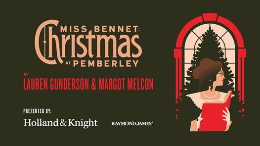 Miss Bennet Christmas at Pemberley