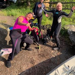 Womens Diving Day