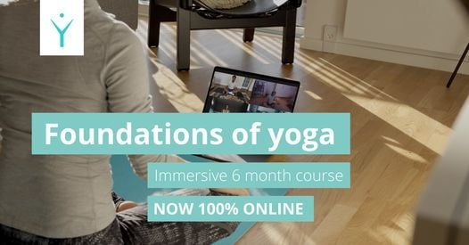 Yoga Foundation Course - Online, 4 April | Event in Cambridge | AllEvents.in