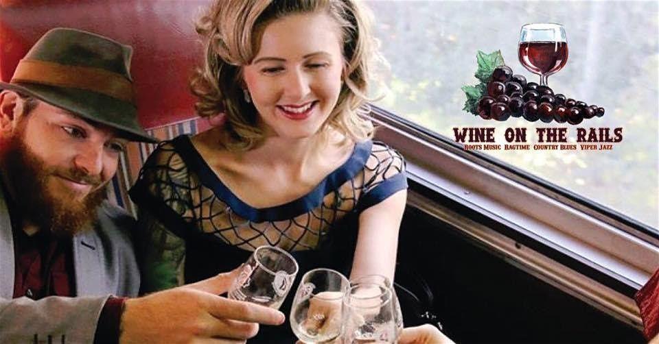 February Wine Train to DelMonaco Vineyards