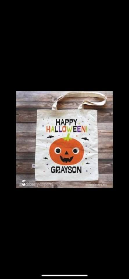 Mommy & Me Trick or Treat Bag Oct. 25th $35, 25 October   Event in Greensboro   AllEvents.in