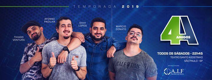 4 Amigos em RecifePE