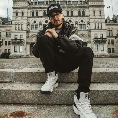 Chris Webby Live In Montreal