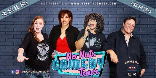 No Nuts Comedy Tour, 22 October | Event in Hartford | AllEvents.in