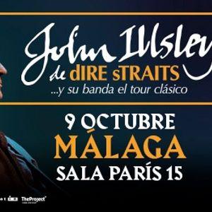 John Illsley (Dire Straits) en Mlaga