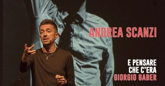 Andrea Scanzi, 28 November | Event in Locarno | AllEvents.in