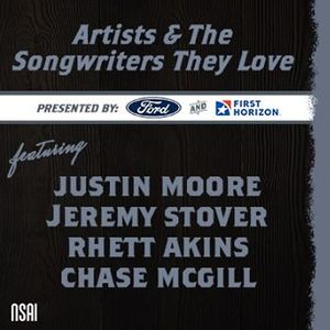 NSAIs Songwriter Series Artists & The Songwriters They Love