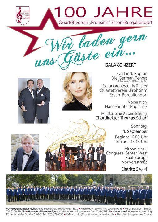 367 Essen Entertainment Events