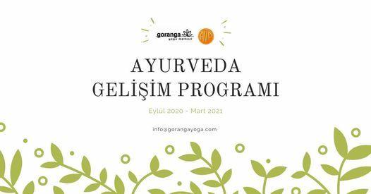 Ayurveda Gelişim Programı Eylül 2020-Mart 2021 | Event in Istanbul | AllEvents.in