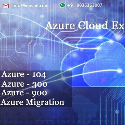 Copy of Azure Cloud Expert Training