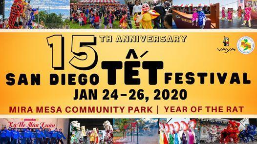 Tet Festival 2020.General