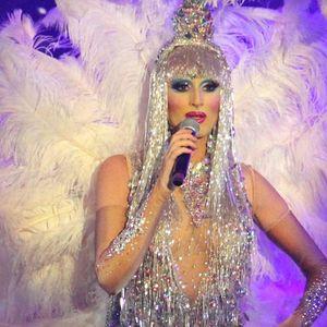 Prada Clutchs All-drag revue at MEC