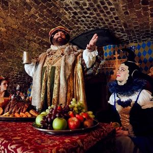 Londons Medieval Banquet 4 Courses with Bottomless WineAle