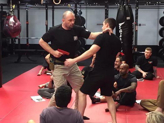 Kinetic Fighting Level 2-Bravo  Sydney