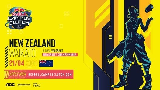 Red Bull Campus Clutch - Waikato Qualifiers | Event in Hamilton | AllEvents.in