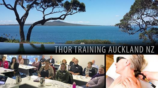 Auckland New Zealand LLLT PBM Therapy Training Day