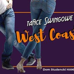 Kurs West Coast Swing od podstaw (start 8.10.2020)