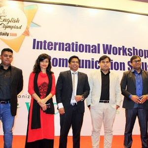 English Olympiad Lakshmipur District Selection Round Season-3