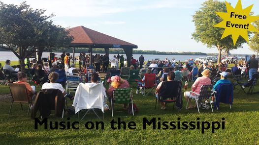 Music on the Mississippi - Crooked Cactus Band
