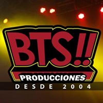 BTS!!  Producciones