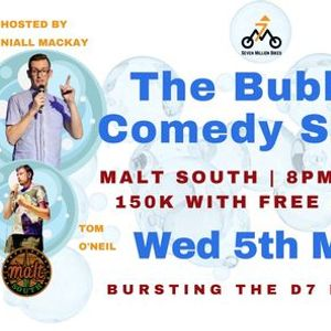 The Bubble Comedy Show