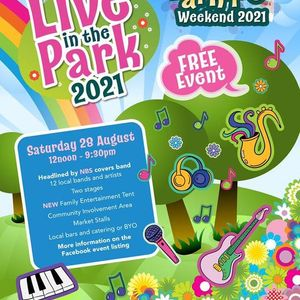 Live in the Park 2021