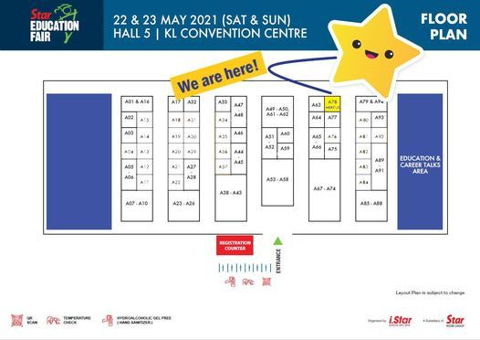 MERITUS School of IT @ the Star Education Fair!, 22 May | Event in Kuala Lumpur | AllEvents.in
