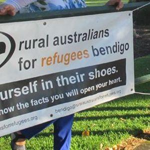 Blinded by the Light -Rural Australians for Refugees Bendigo