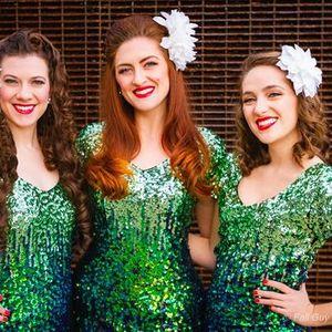 Rockin with the Manhattan Dolls at The Gaslight Theatre