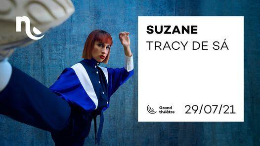 Suzane / Tracy De Sá   Event in Lyon   AllEvents.in