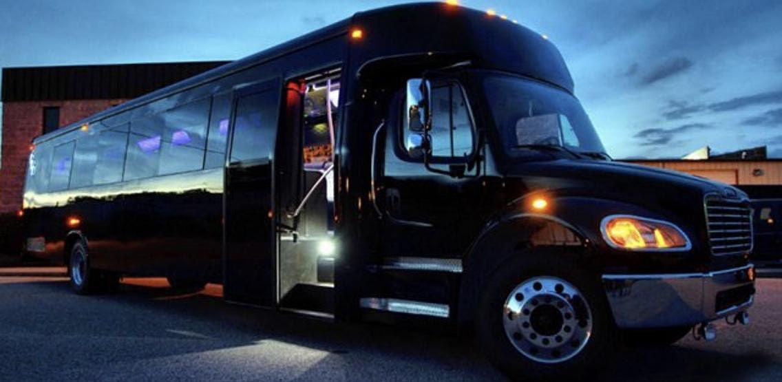 Atlantic City Party Bus