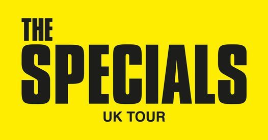 The Specials live at Manchester O2 Victoria Warehouse, 9 September | Event in Manchester | AllEvents.in