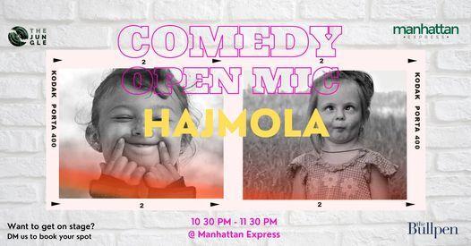 HajMola - Comedy Open Mic   Event in Sanghar   AllEvents.in