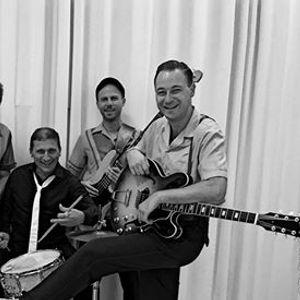 The Shakin Suits  Karl Mayr Springtime Blues - Posthof Linz