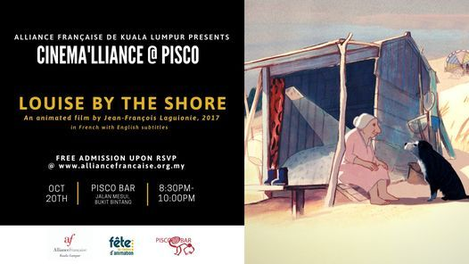 CINEMA'LLIANCE @ PISCO, 20 October | Event in Kuala Lumpur | AllEvents.in