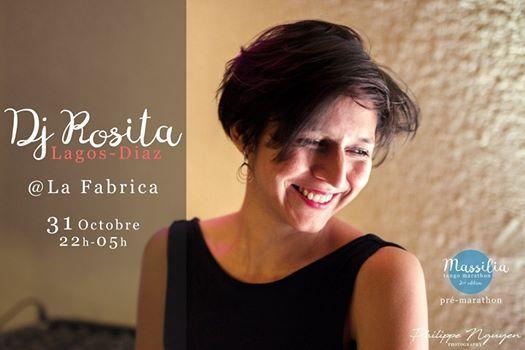 DJ Rosita Lagos-Diaz  La Fabrica